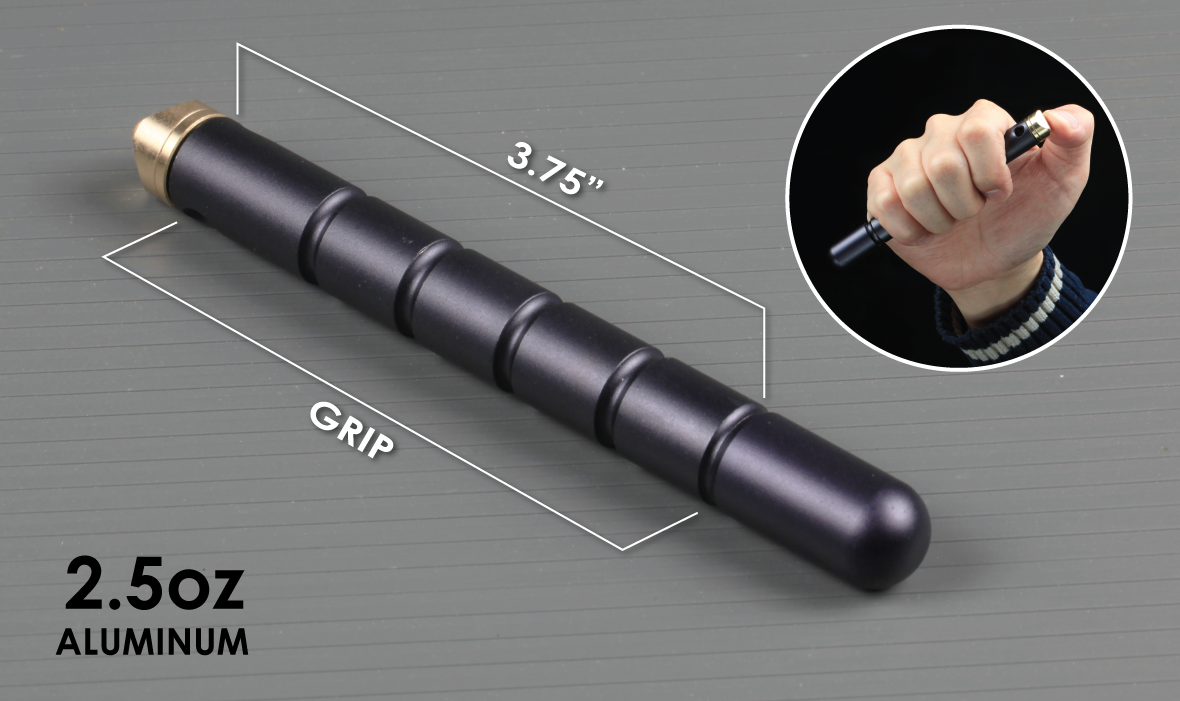 EDC: PATTLE PEN - 3 IN 1 SELF-DEFENSE TOOL