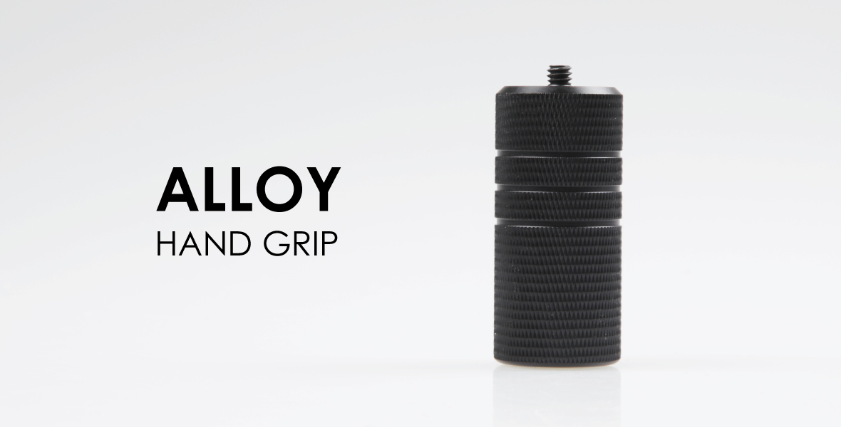 Alloy Hand Grip