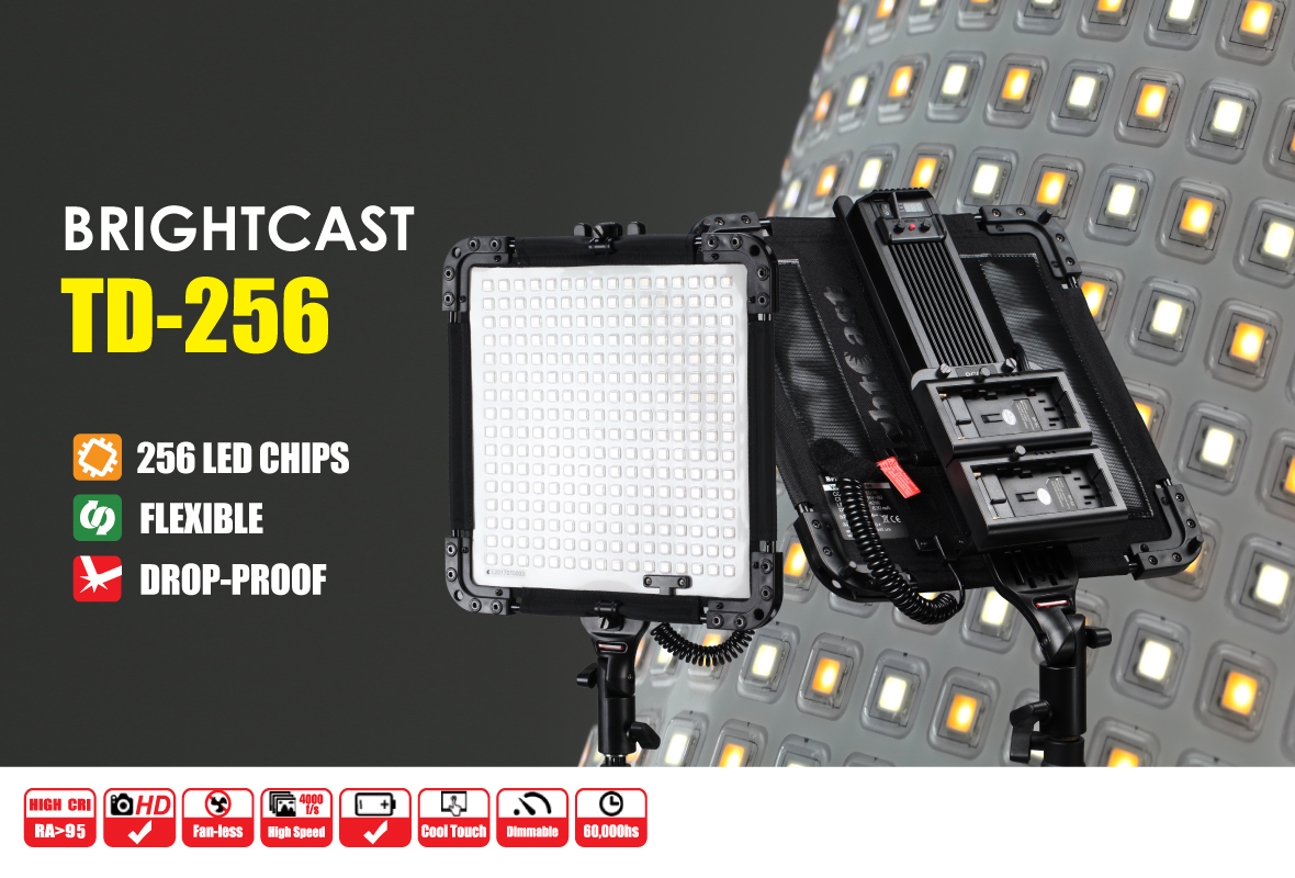 Brightcast V15-345P Flexible LED light