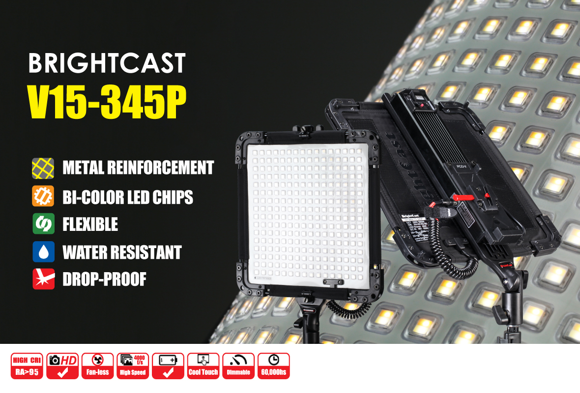 Brightcast V15-345P Flexible LED light