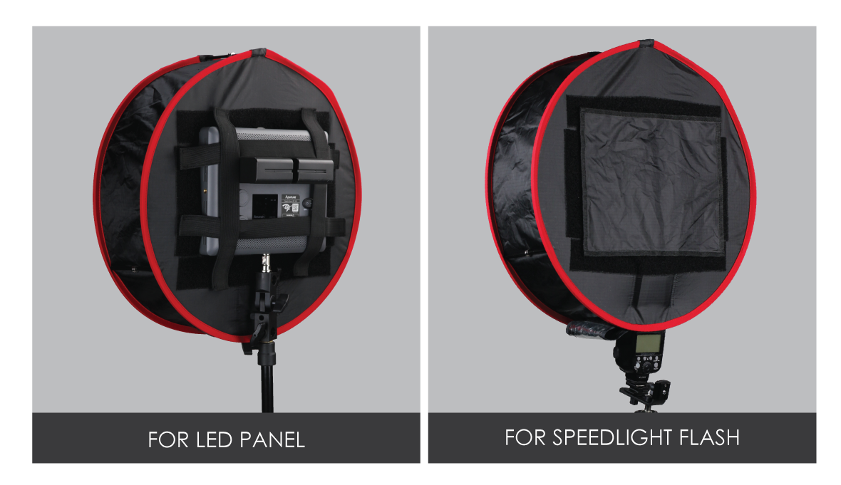 Kamerar Moonlight Softbox