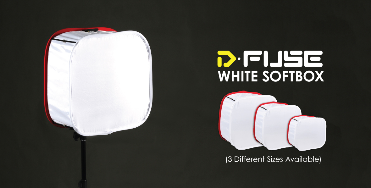 D-fuse White Softbox