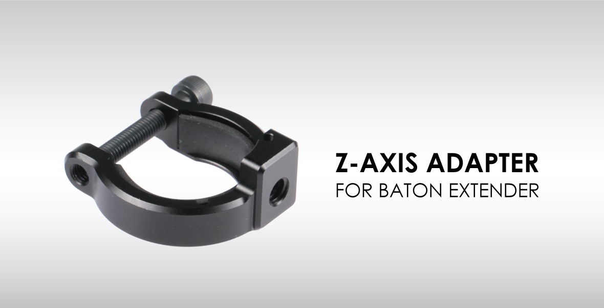 Z-Axis Adapter for Baton Extender
