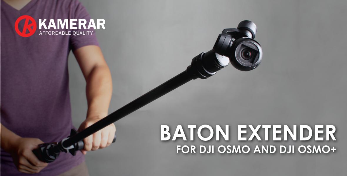 BATON EXTENDER FOR DJI OSMO