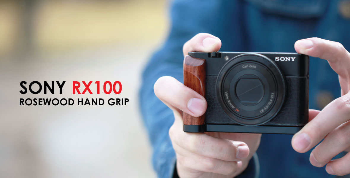 Sony RX100T Hand Grip