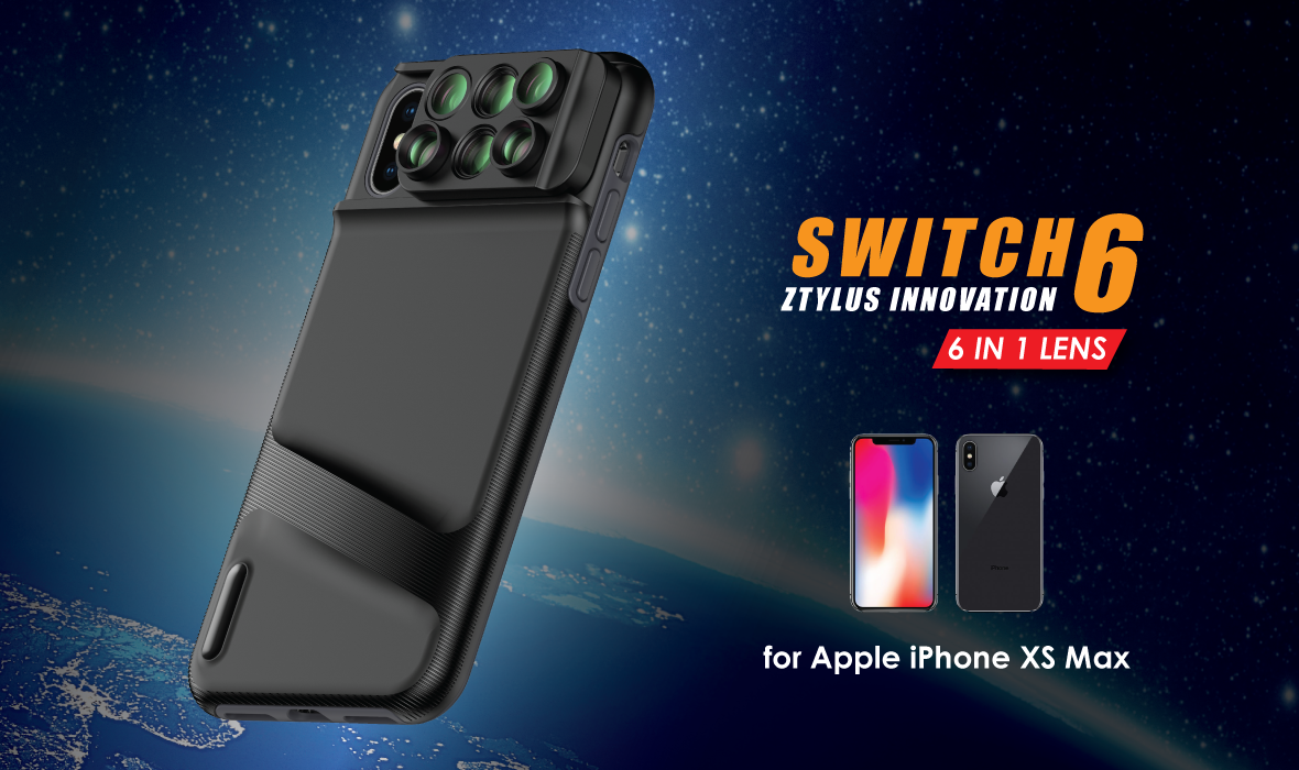 Ztylus switch 6 MKII Kit for iPhone XS MAX