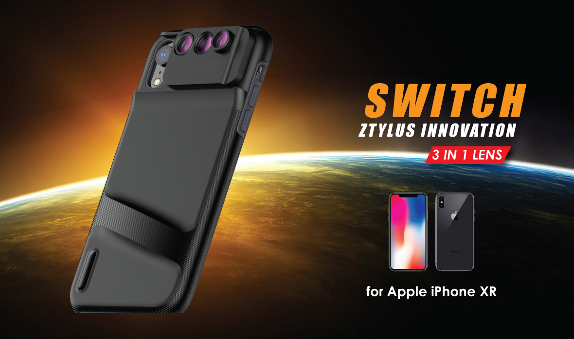 Ztylus switch 6 MKII Kit for iPhone XR