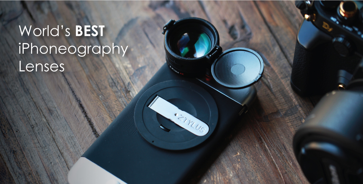 z-prime lens for iphone 6