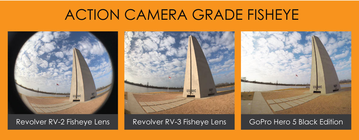 Revolver Lens Kit for iphone 8 Plus