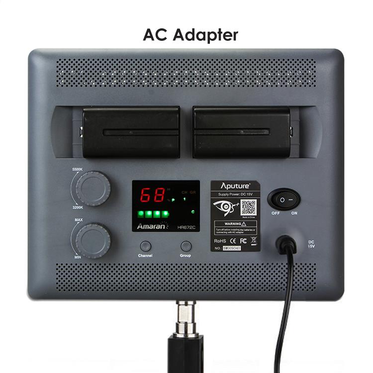Aputure Amaran LED Light 672C LED Panel