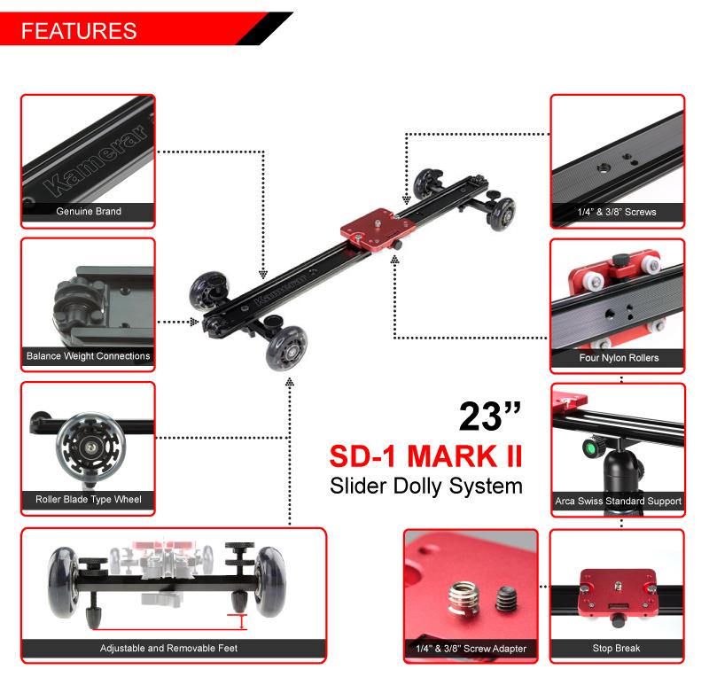 SD-1 Slider Dolly Mark II